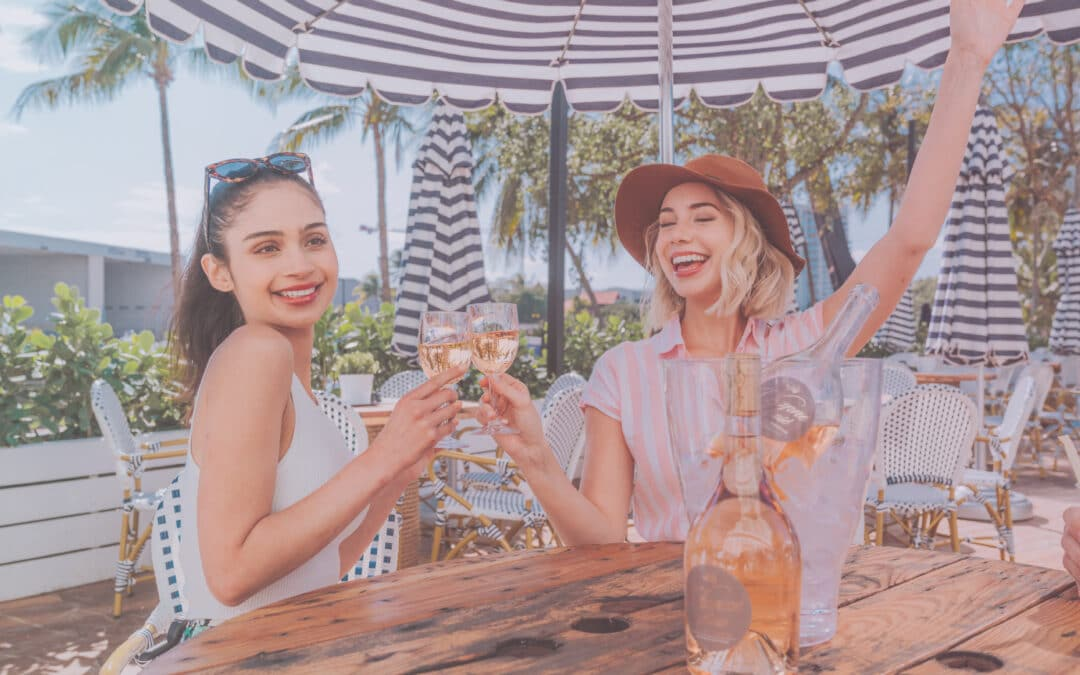 Rosé All Day Saturdays, Vol. 5 – Daytime Mix