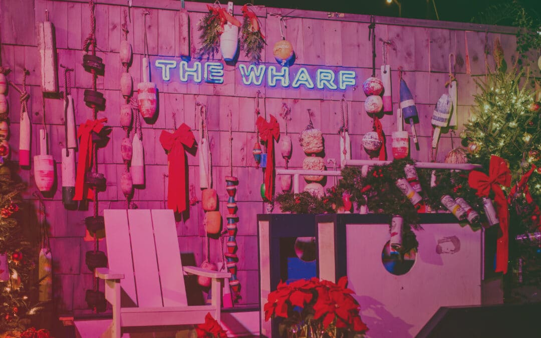 The Wharf's Riverside Holiday Village, Vol. 1 – Rosé All Day Mix