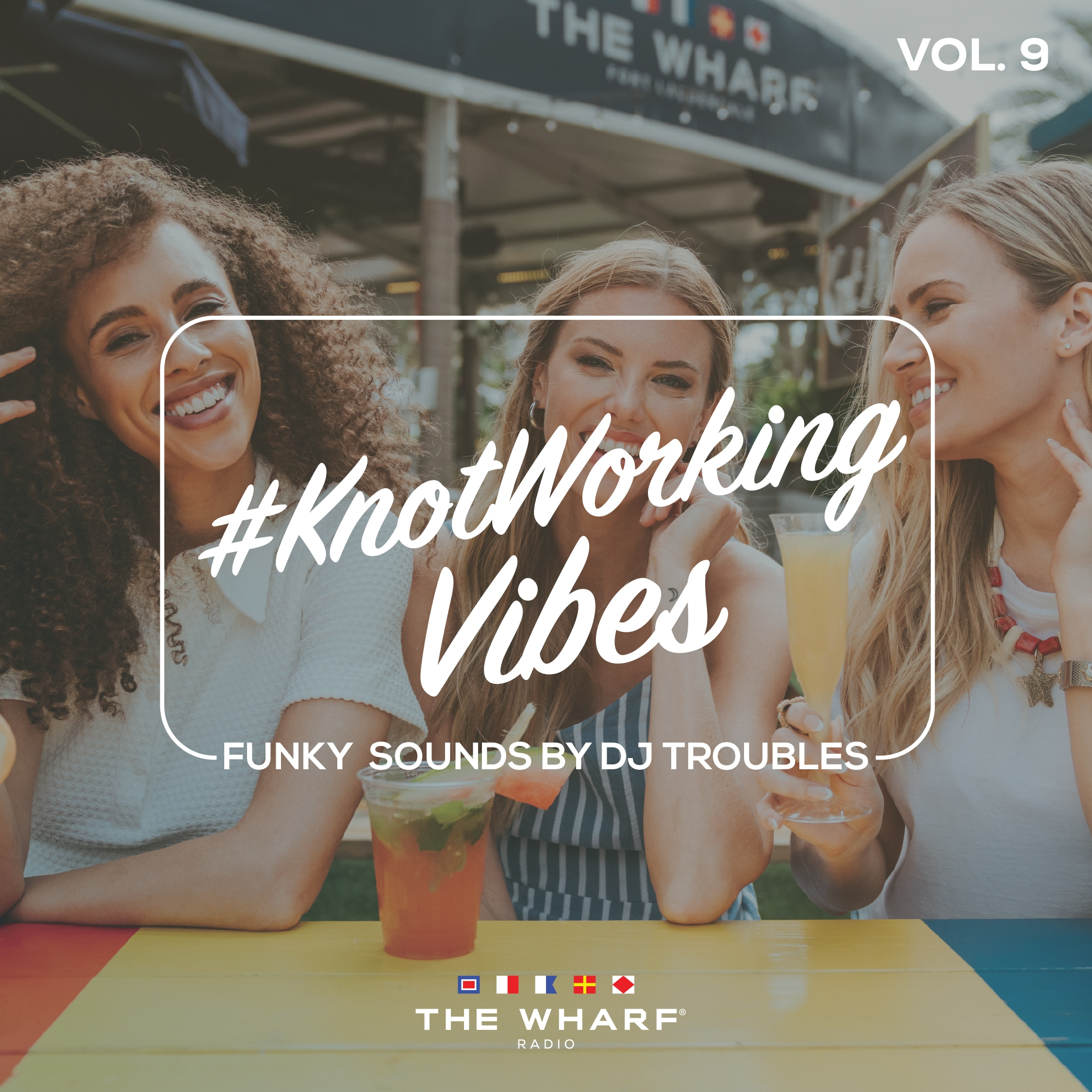 Knot Working Vibes Volume 9